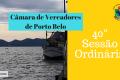 INFORMATIVO CÂMARA DE VEREADORES 40° SESSÃO ORDINÁRIA 2018