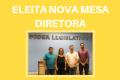 ELEITA NOVA MESA DIRETORA PARA 2019-2020