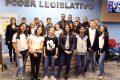 Câmara dá posse aos vereadores mirins